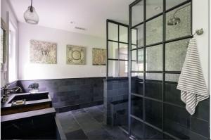 bathroom slate