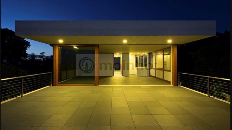 Grey slate Brazil Terrace exterior