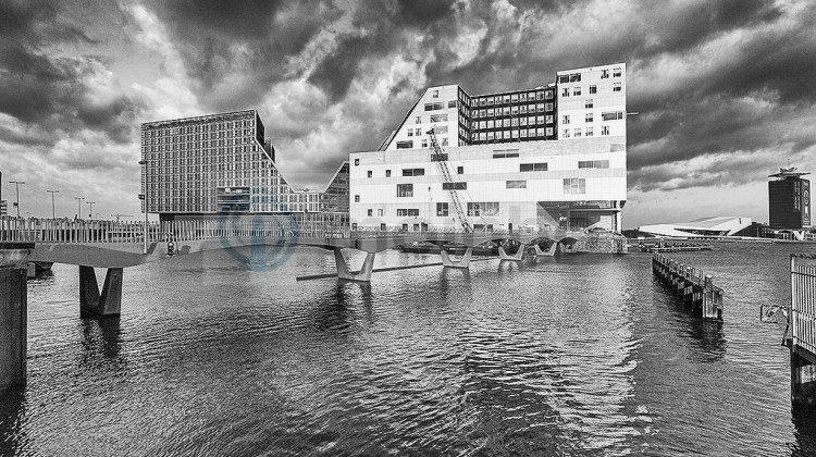 Anthracite Slate Palace Amsterdam