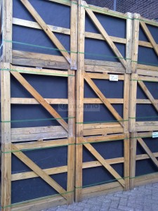 Large sizes crates slates