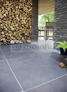 Outside use slate tile
