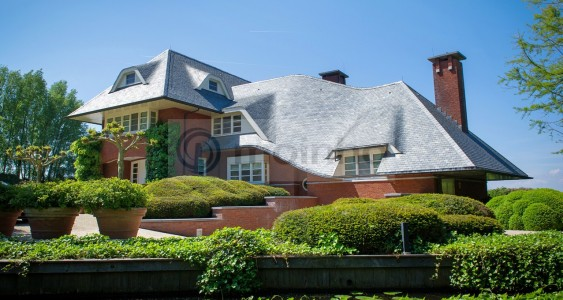Brazil slate roofing