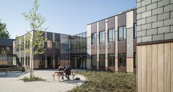 School Slate Koning Ellis Architecten.