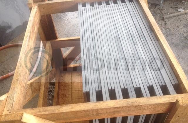Inside crate slate