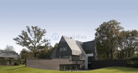 Maas Architects slate roofing