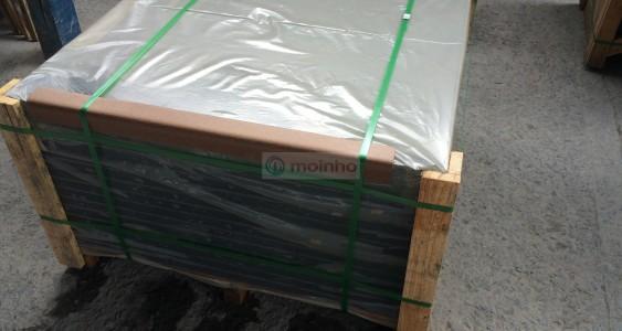 Top slate packing