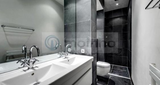 Brazilian Slate Bathroom Black