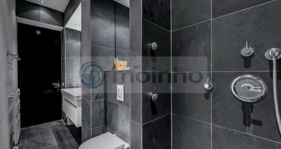 Black Brazil Bathroom slate