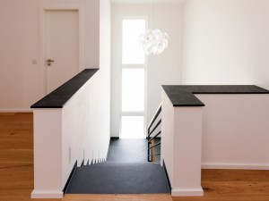 stairs slate black