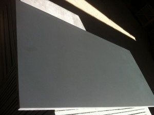 Polished slate