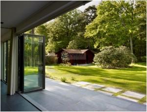 garden slate exterior