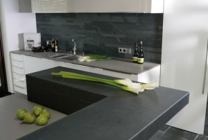 kitchen countetop slate