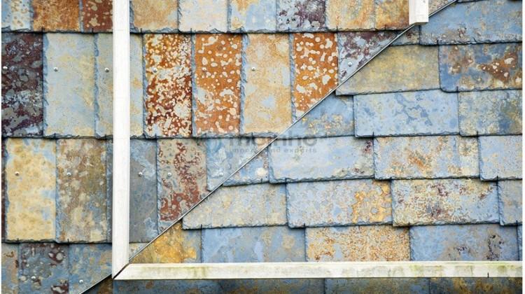 Oxyde MC slate roofing
